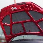 TuneD bodykit for Proton Saga bonnet insulation