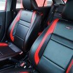 TuneD bodykit for Proton Saga interior