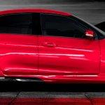 TuneD bodykit for Proton Saga side