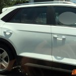 VW T-ROC window spotted with clever disguise in China