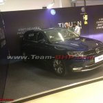 VW Tiguan front three quarters at dealer training