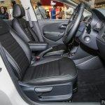VW Vento ALLSTAR front seats