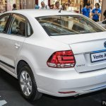 VW Vento ALLSTAR rear three quarters