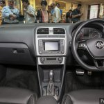VW Vento GT dashboard