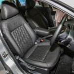 VW Vento GT front seats