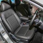 VW Vento GT front seats