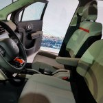 2017 Citroen C3 Aircross front seats