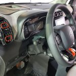2017 Citroen C3 Aircross interior