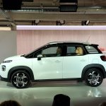 2017 Citroen C3 Aircross left side