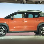 2017 Citroen C3 Aircross profile