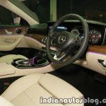 2017 Mercedes E 220 d LWB interior launched in India