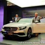 2017 Mercedes E 220 d LWB launched in India