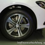 2017 Mercedes E 220 d LWB wheel launched in India