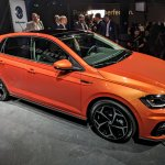 2017 VW Polo GTI R-Line exterior live image