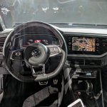 2017 VW Polo GTI interior live image