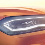 2017 VW Polo headlamp teaser