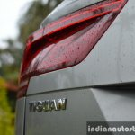 2017 VW Tiguan badge First Drive Review