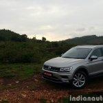 2017 VW Tiguan beauty shot First Drive Review