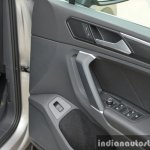 2017 VW Tiguan door trim First Drive Review