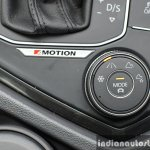 2017 VW Tiguan drive mode selector First Drive Review
