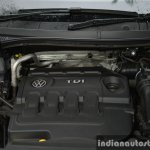 2017 VW Tiguan engine bay First Drive Review