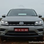 2017 VW Tiguan front First Drive Review