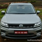 2017 VW Tiguan front high First Drive Review