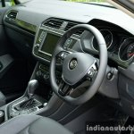 2017 VW Tiguan interior First Drive Review