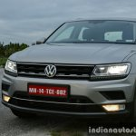 2017 VW Tiguan lighting First Drive Review