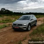 2017 VW Tiguan off road First Drive Review
