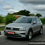 2017 VW Tiguan on the road First Drive Review