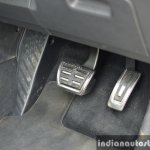 2017 VW Tiguan pedals First Drive Review