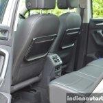 2017 VW Tiguan rear cabin First Drive Review