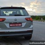 2017 VW Tiguan rear lights First Drive Review