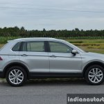 2017 VW Tiguan side First Drive Review