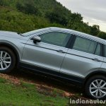 2017 VW Tiguan slope climb First Drive Review