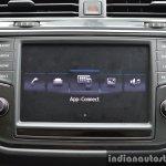 2017 VW Tiguan touchscreen First Drive Review