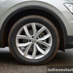 2017 VW Tiguan wheel First Drive Review