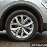 2017 VW Tiguan wheel First Drive Review