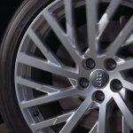 2018 Audi A8 wheel design