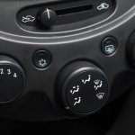 2018 Chevrolet Beat HVAC controls