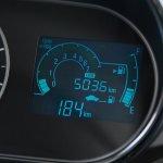 2018 Chevrolet Beat instrument cluster