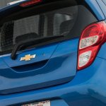 2018 Chevrolet Beat rear fascia