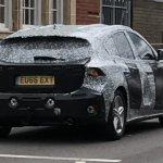 2018 Ford Focus spy shot