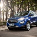 Brazilian-spec 2018 Ford EcoSport front three quarters