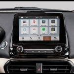Brazilian-spec 2018 Ford EcoSport infotainment system