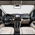 Brazilian-spec 2018 Ford EcoSport interior