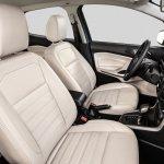 Brazilian-spec 2018 Ford EcoSport seats