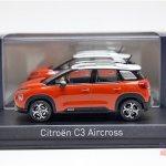Citroen C3 Aircross profile scale model