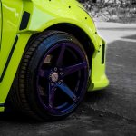 Custom Chevrolet Cruze Widebody by 360 Motoring wheel